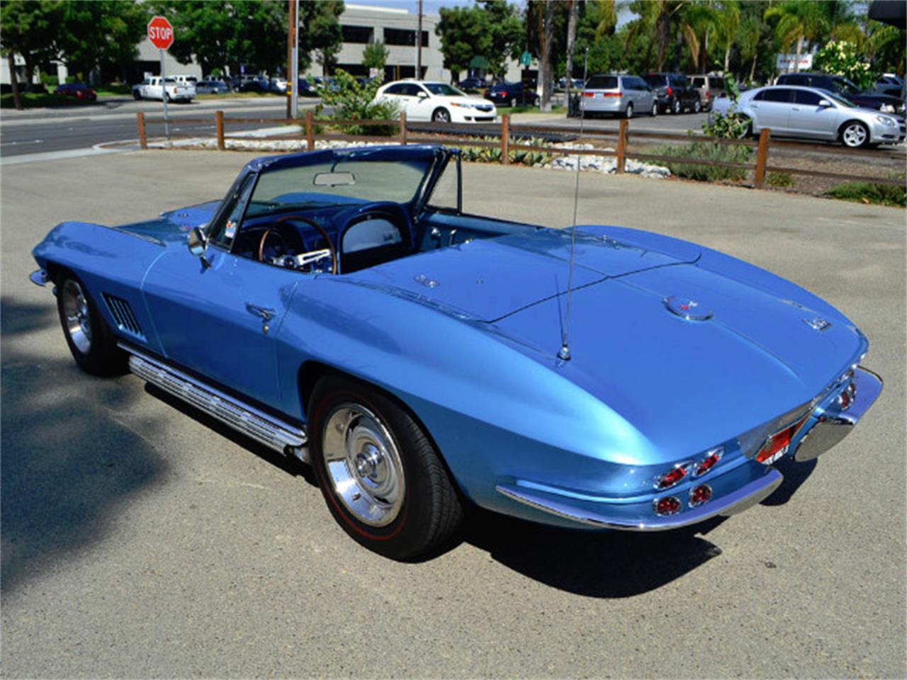 Large Picture of '67 Chevrolet Corvette located in California - $149,888.00 - MQNE