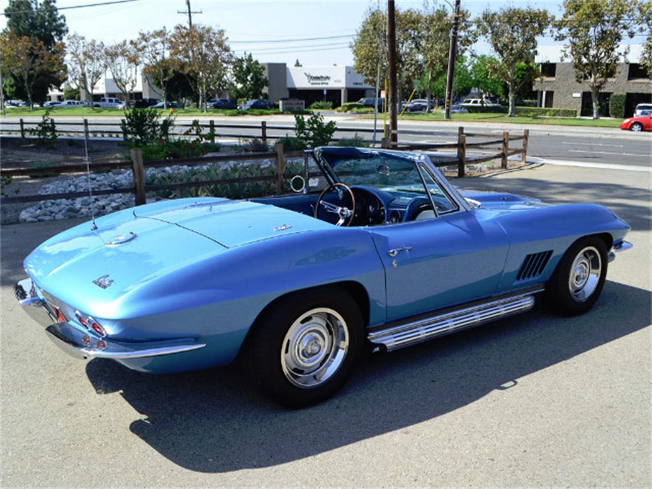 Large Picture of '67 Corvette Offered by Corvette Mike - MQNE