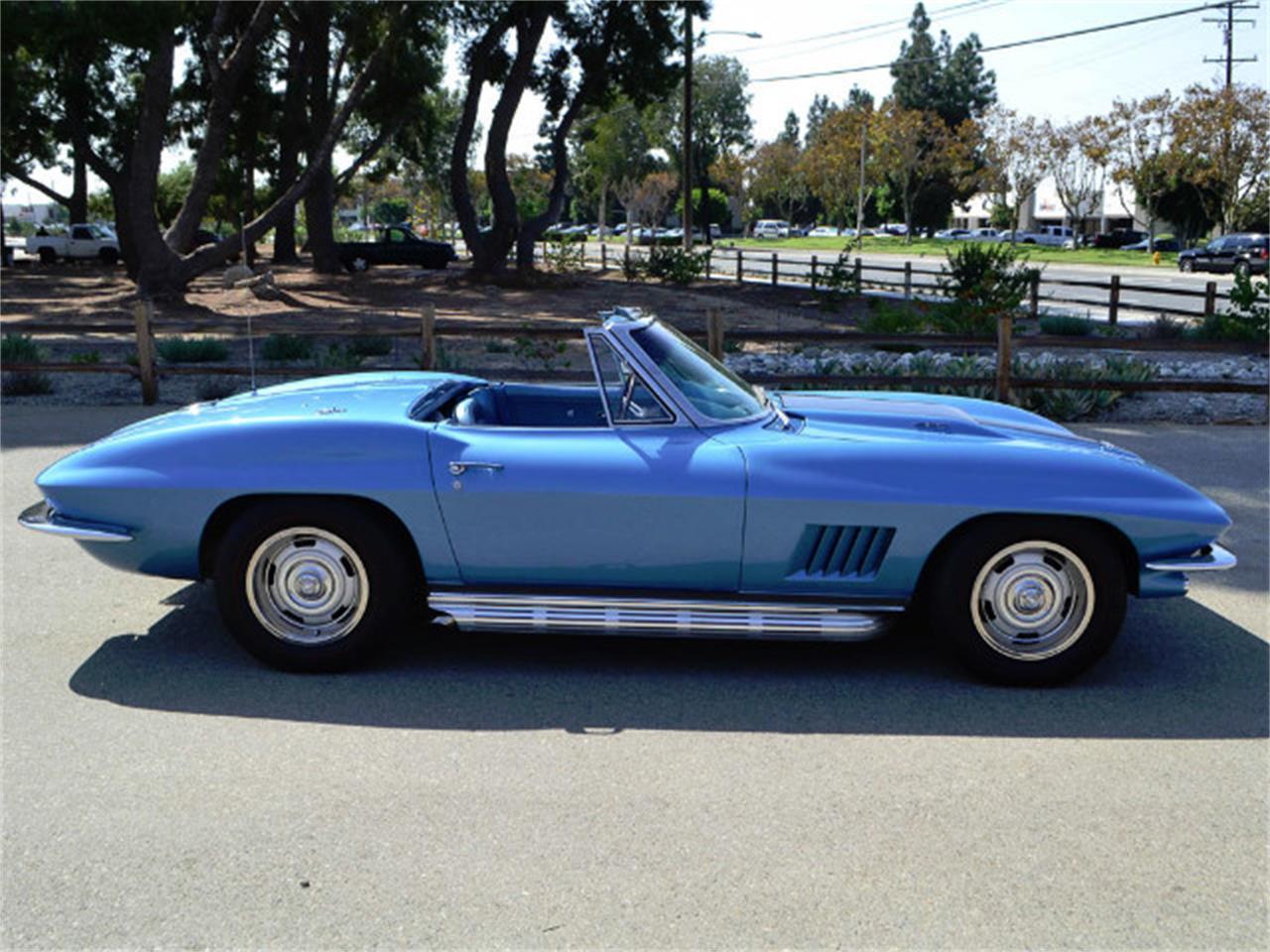 Large Picture of Classic 1967 Chevrolet Corvette - $149,888.00 - MQNE