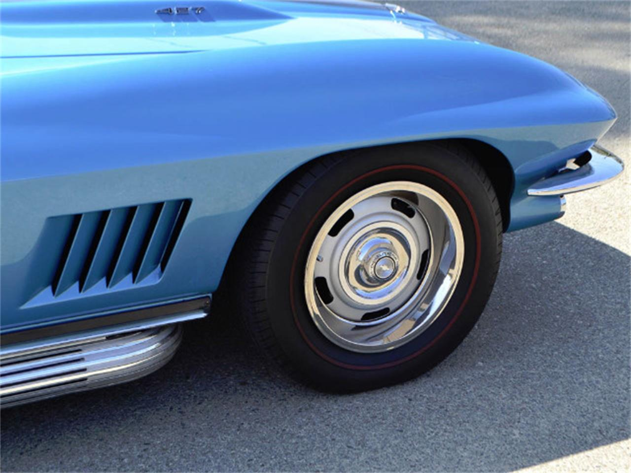 Large Picture of '67 Chevrolet Corvette - $149,888.00 Offered by Corvette Mike - MQNE