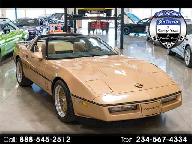 Picture of '86 Corvette - MXDY