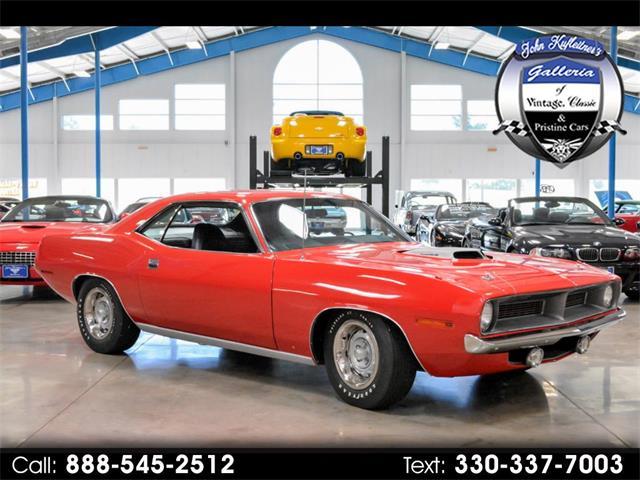 Picture of Classic '70 Cuda Auction Vehicle - MXEA
