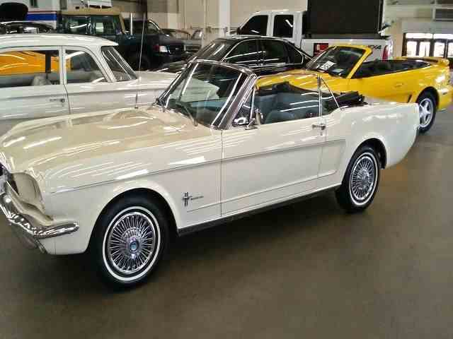 Picture of '66 Mustang - MXEE