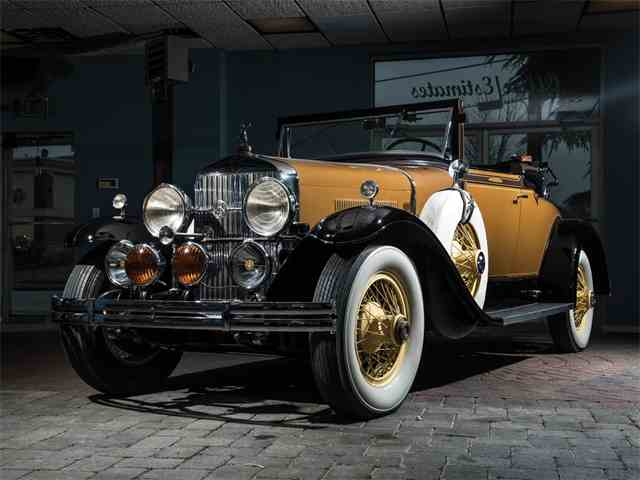 Picture of '29 Series 328 Convertible Coupe - MXET