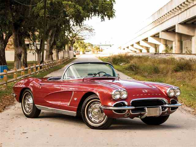 Picture of '62 Corvette - MXEV