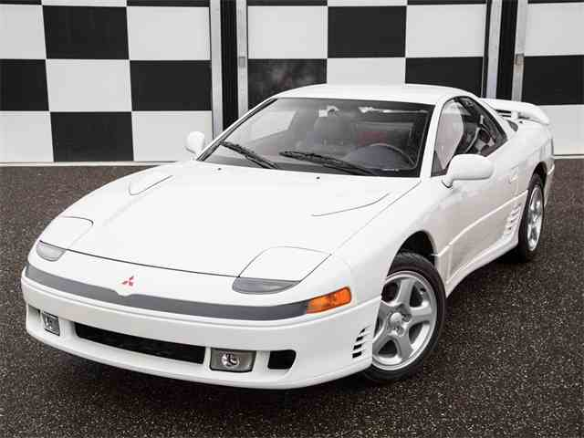 1991 mitsubishi 3000gt vr4 for sale cc. Black Bedroom Furniture Sets. Home Design Ideas