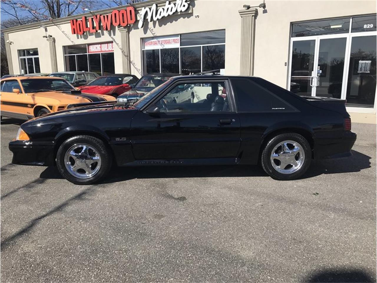1990 Mustang Gt For Sale