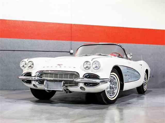 Picture of '61 Corvette - MXFI
