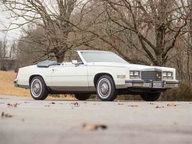 Picture of '85 Eldorado Biarritz 'Commemorative' - MXFS