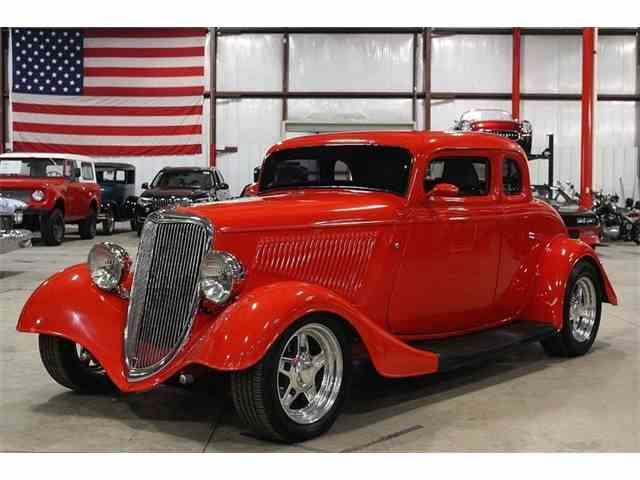 Picture of '34 Coupe - MXFW