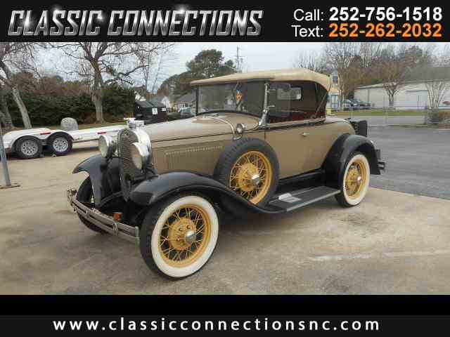 Picture of '30 Model A - MXG9