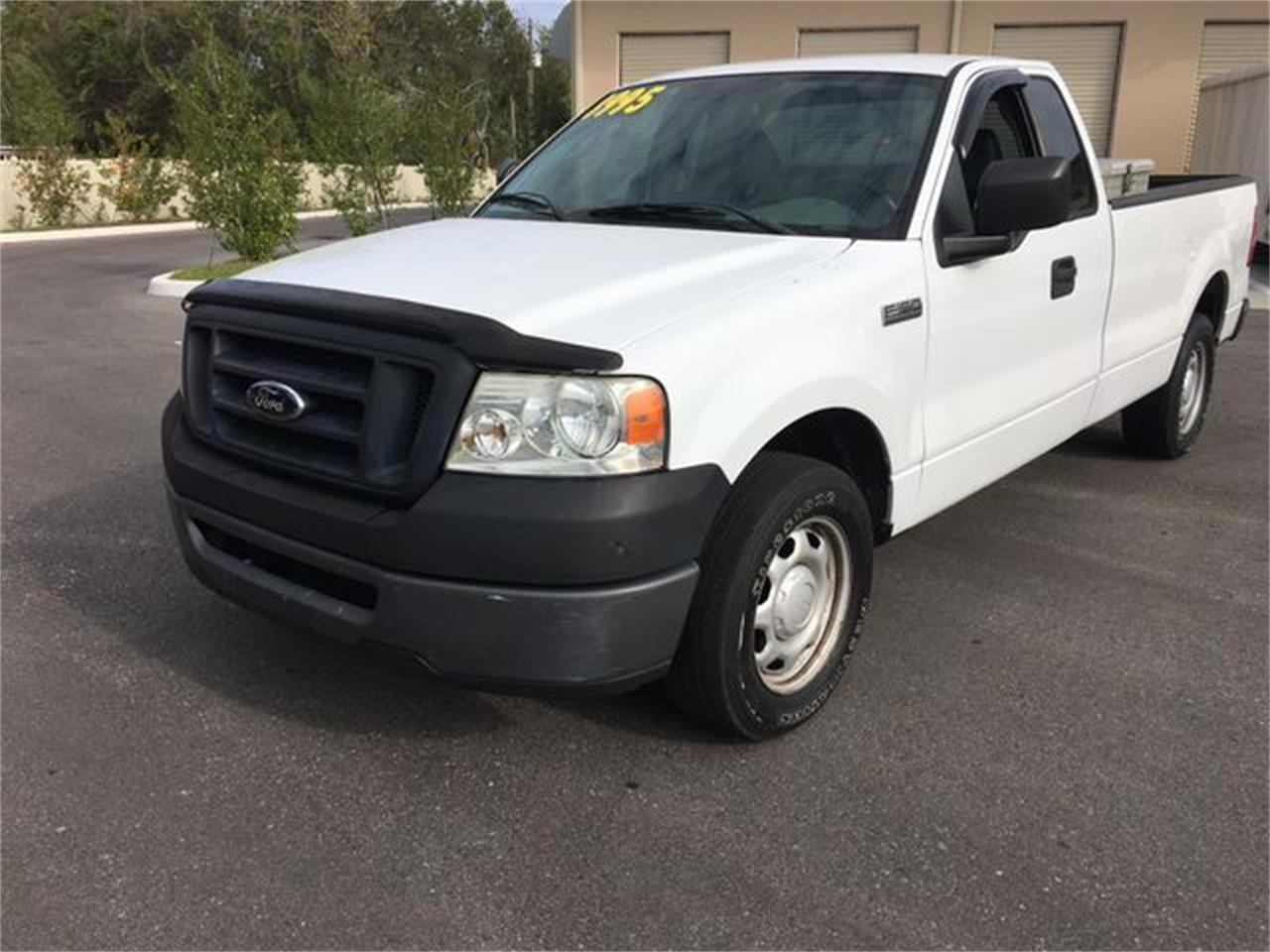 2008 Ford F150 For Sale >> For Sale 2008 Ford F150 In Tavares Florida