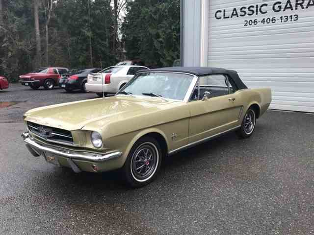 Picture of '65 Mustang - MXGU