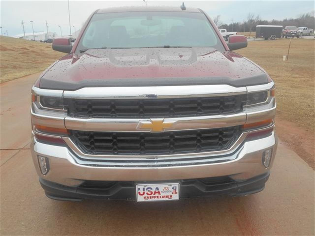 Large Picture of '17 Silverado located in Blanchard Oklahoma - $28,500.00 - MXH5