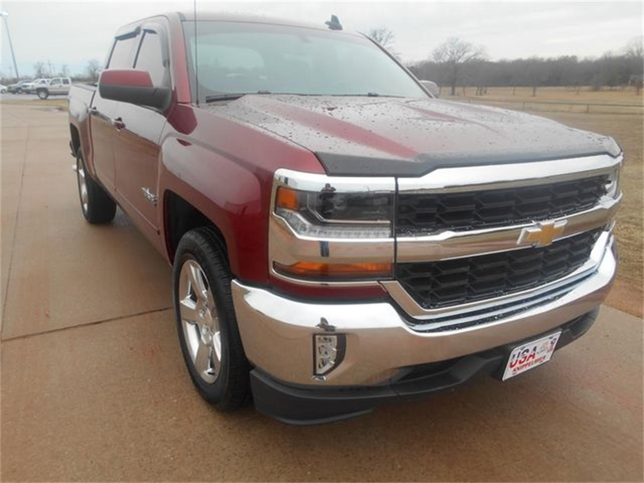 Large Picture of '17 Chevrolet Silverado located in Blanchard Oklahoma - $28,500.00 Offered by Knippelmier Classics - MXH5