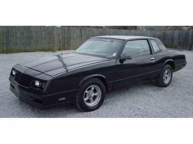 Picture of '87 Monte Carlo SS - MXHX