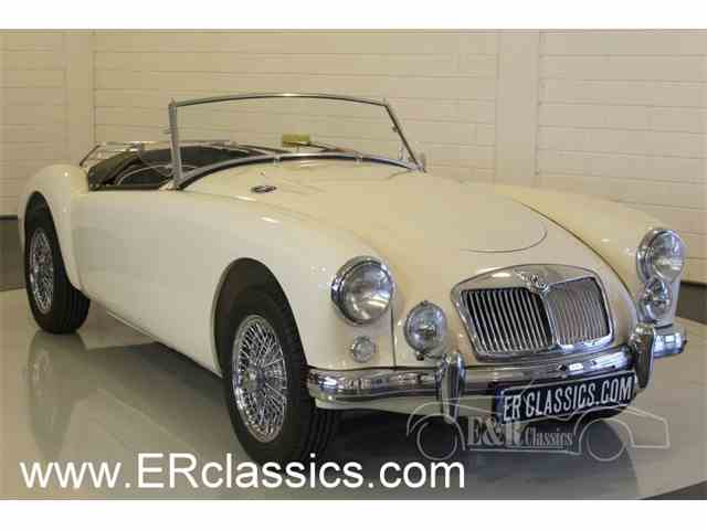 Picture of '57 MGA - MXIB