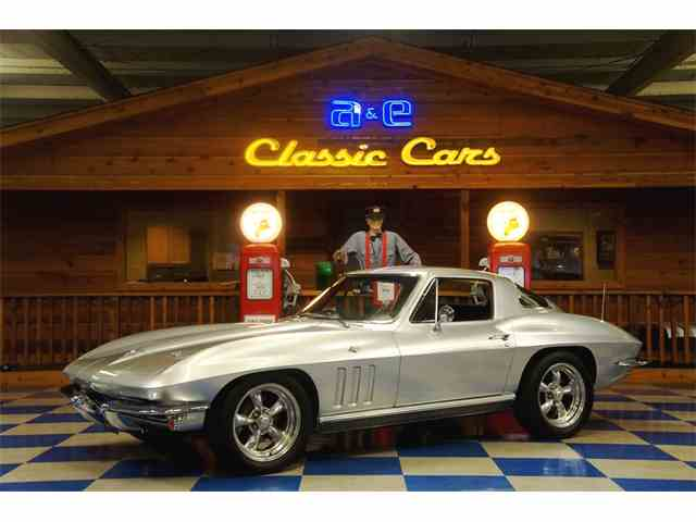 Picture of 1966 Chevrolet Corvette located in Texas Offered by  - MXIK