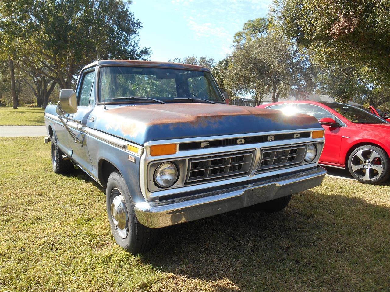 Large Picture of '77 F350 - MXIU