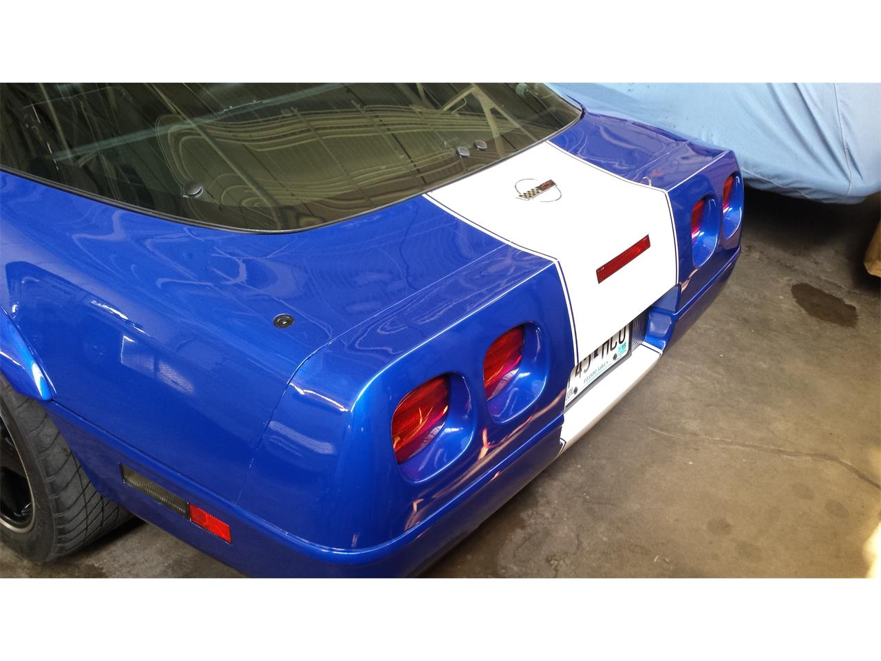 Large Picture of 1996 Chevrolet Corvette located in Minneapolis Minnesota - $36,000.00 Offered by a Private Seller - MXIW