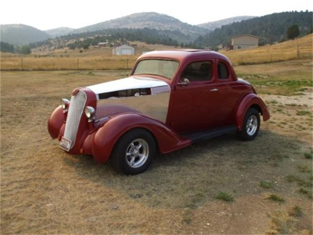 Picture of '36 Coupe - MXIX