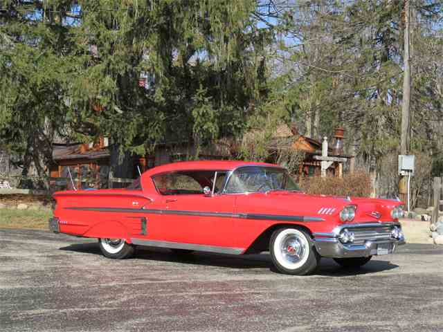 Picture of '58 Impala - MXJ6
