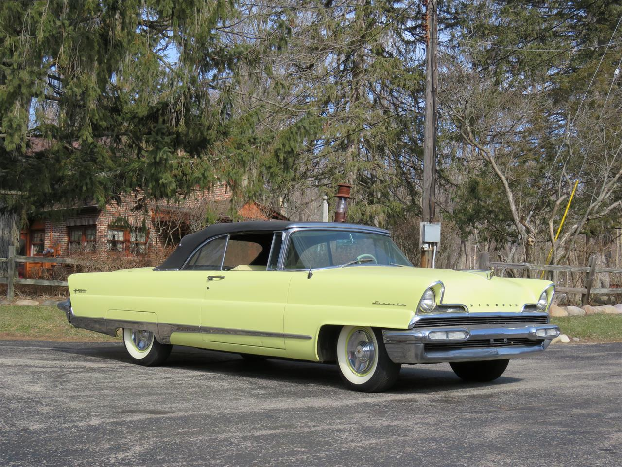 Large Picture of Classic 1956 Lincoln Premiere Auction Vehicle Offered by Earlywine Auctions - MXJG