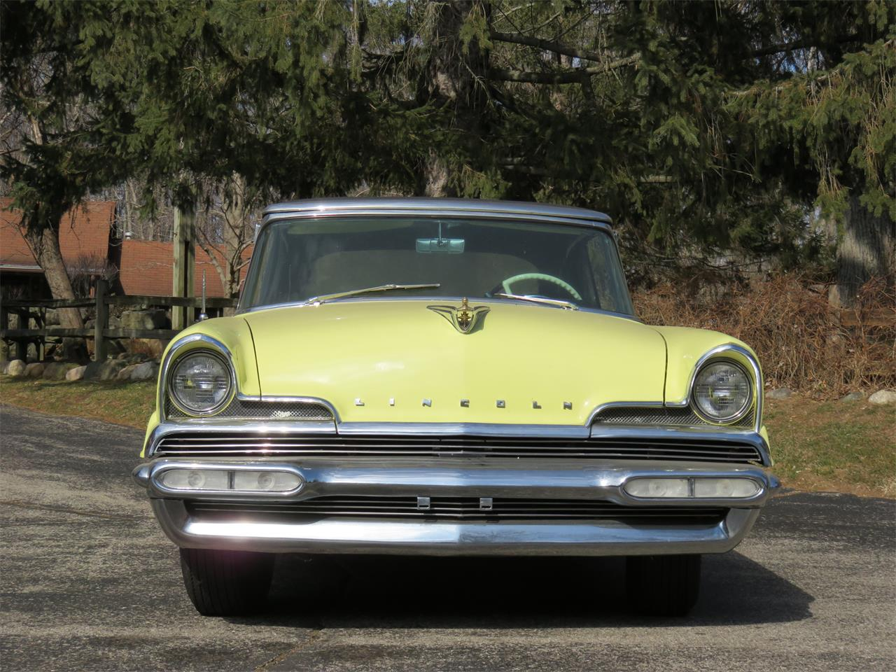 Large Picture of 1956 Lincoln Premiere Auction Vehicle Offered by Earlywine Auctions - MXJG