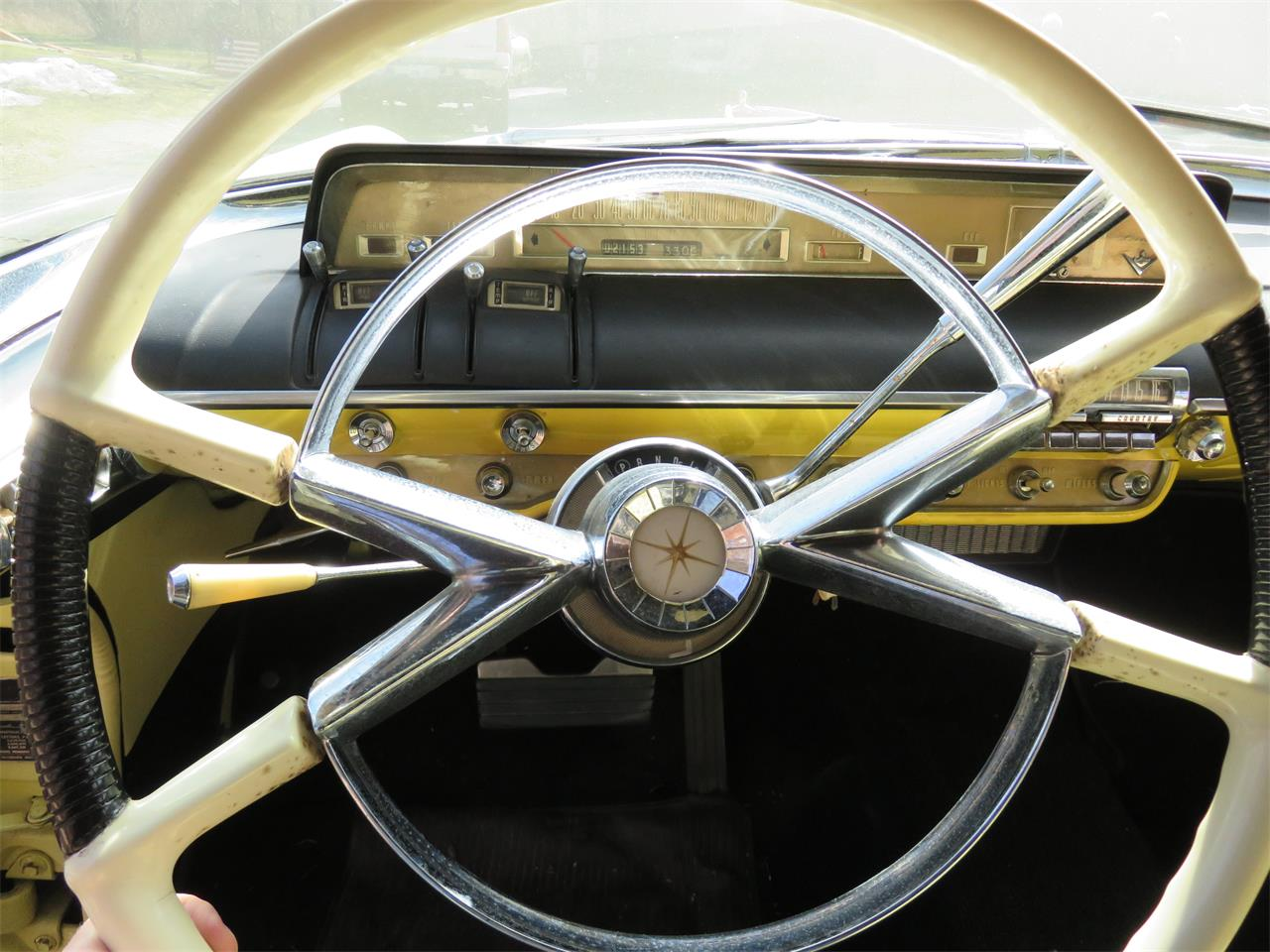Large Picture of 1956 Lincoln Premiere Auction Vehicle - MXJG