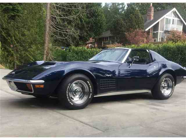Picture of '72 Corvette LT-1 - MXJK