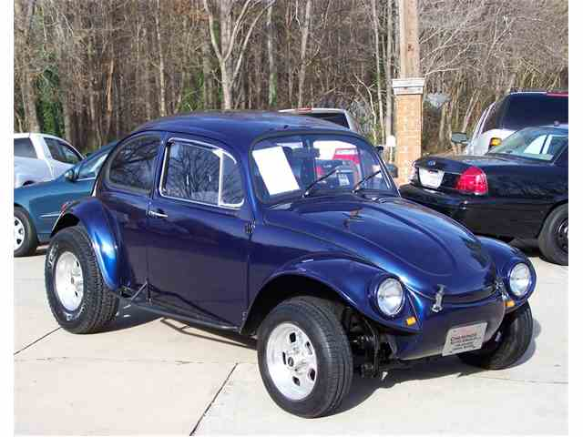 Picture of '72 Beetle - MQNZ