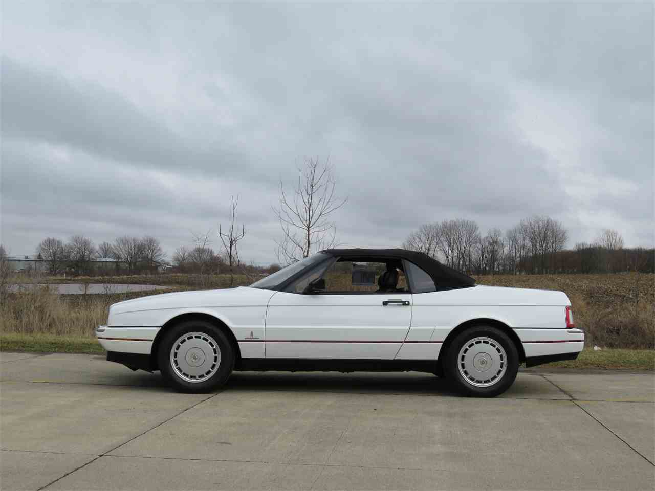 1992 Cadillac Allante for Sale | ClicCars.com | CC-1069910