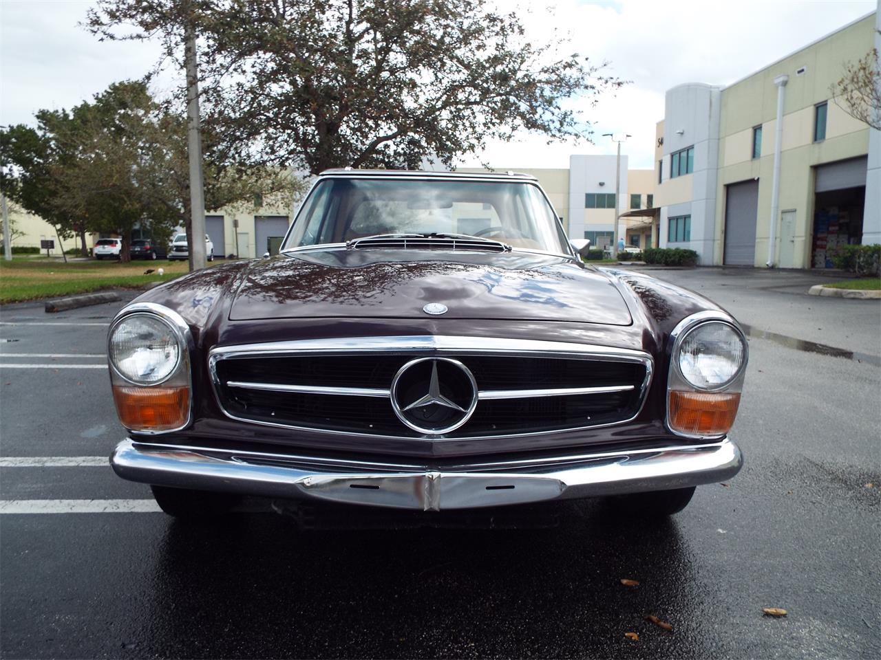 1971 Mercedes Benz 280sl For Sale Classiccars Com Cc