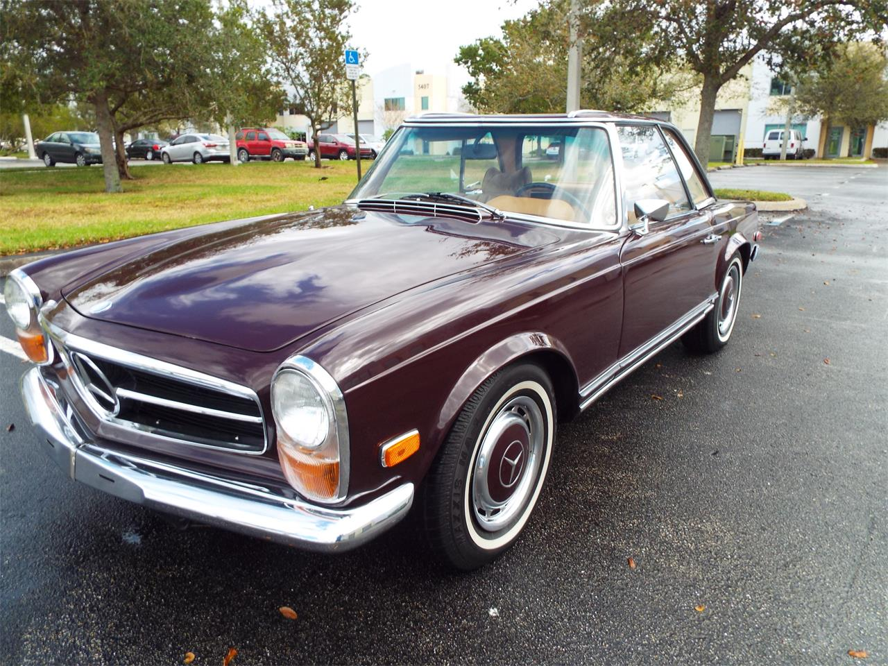 Large Picture of '71 280SL - MXJS