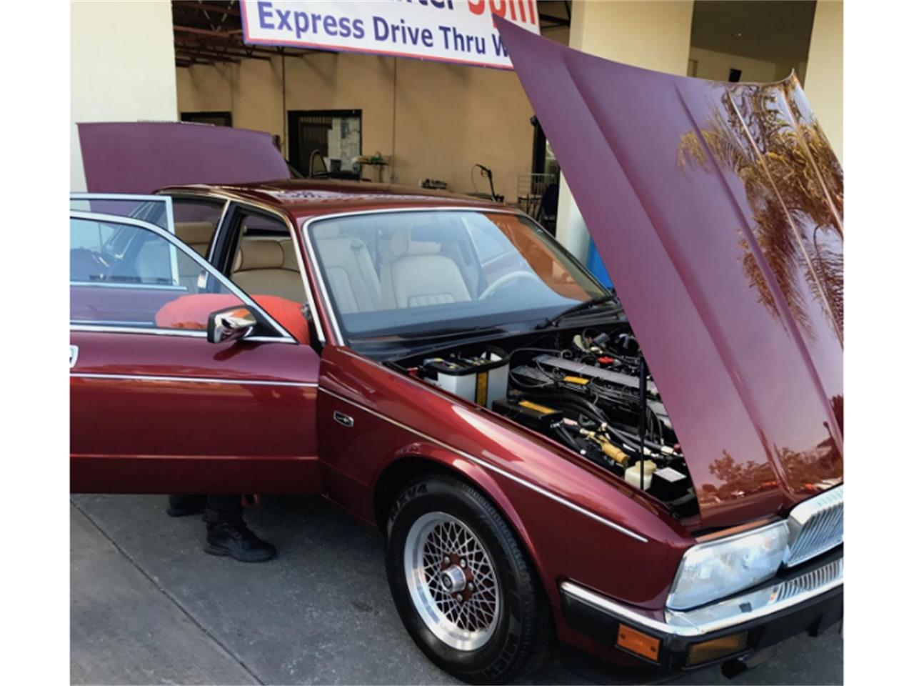 Large Picture of '90 XJ6 - MXJW