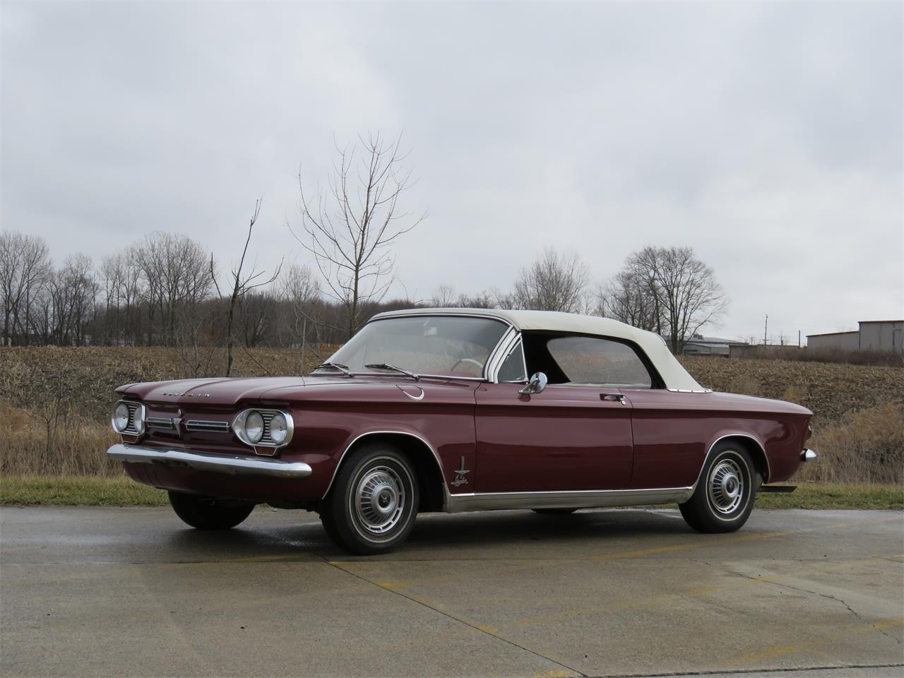 Large Picture of Classic 1964 Chevrolet Corvair Offered by Earlywine Auctions - MXJY