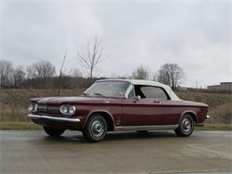 Picture of Classic 1964 Chevrolet Corvair located in Indiana Offered by Earlywine Auctions - MXJY