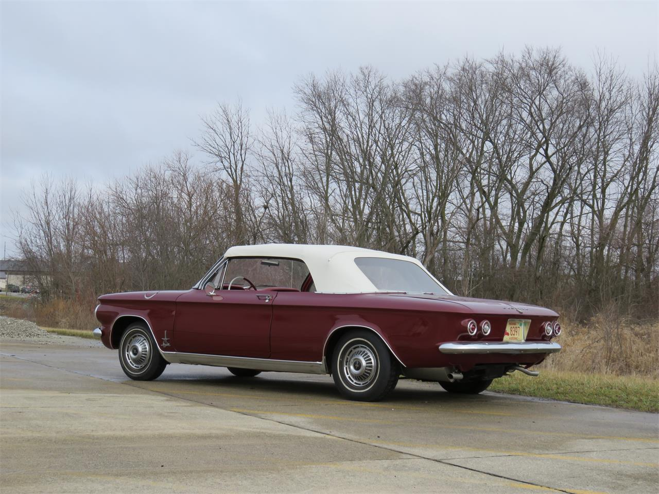 Large Picture of Classic '64 Chevrolet Corvair located in Kokomo Indiana Auction Vehicle - MXJY