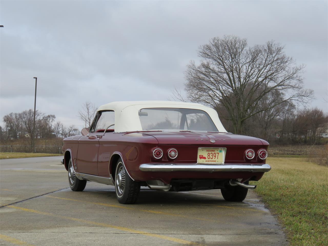 Large Picture of Classic 1964 Corvair Auction Vehicle - MXJY