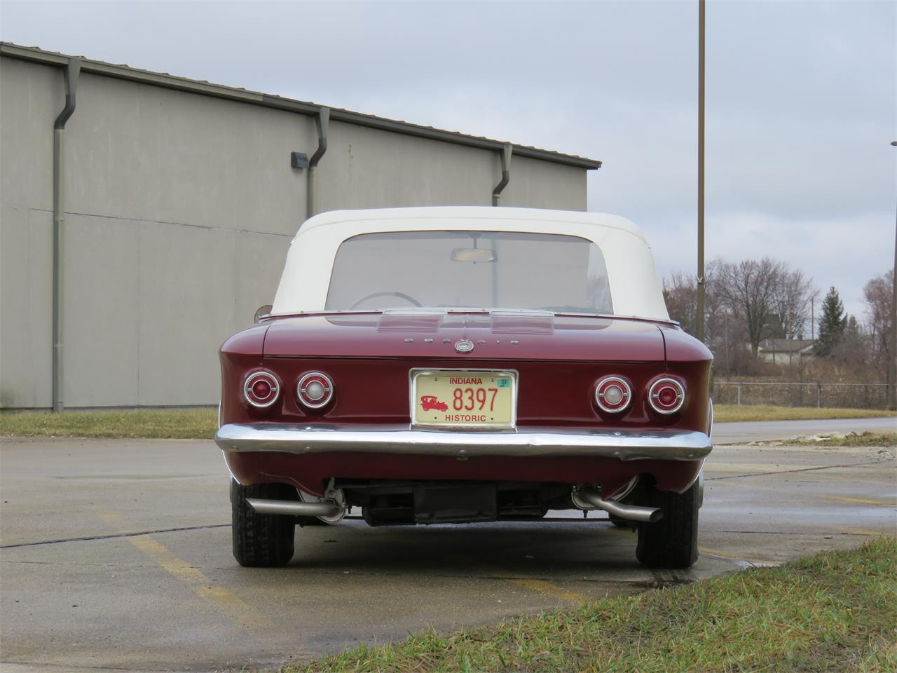 Large Picture of Classic 1964 Chevrolet Corvair located in Indiana Auction Vehicle Offered by Earlywine Auctions - MXJY