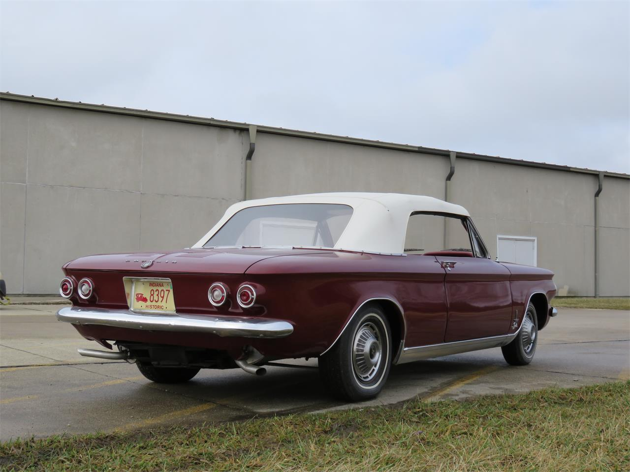 Large Picture of '64 Corvair Auction Vehicle Offered by Earlywine Auctions - MXJY