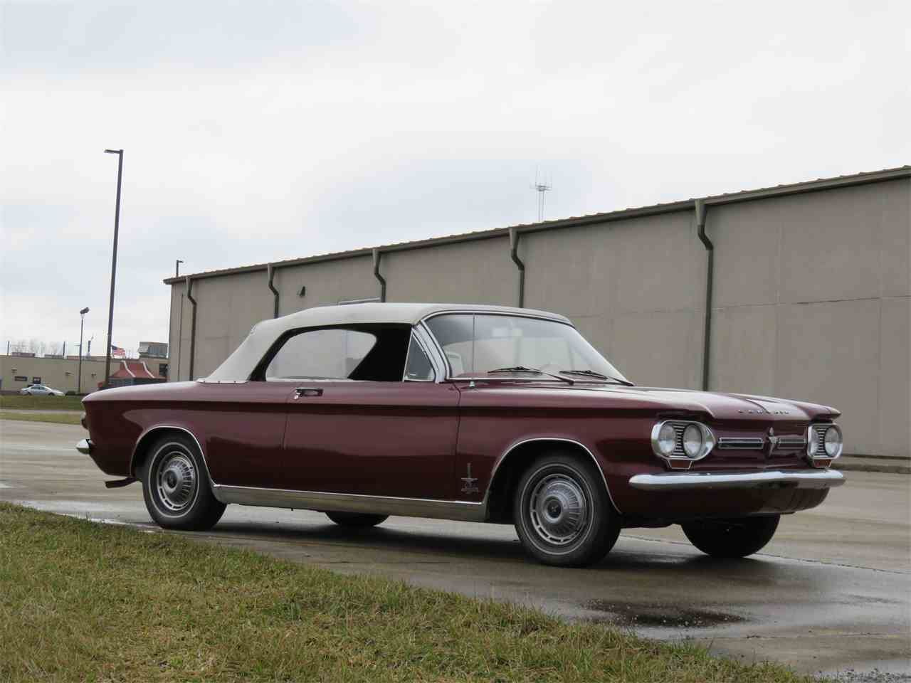 Large Picture of '64 Corvair - MXJY