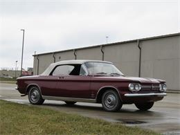 Picture of Classic '64 Corvair located in Kokomo Indiana Auction Vehicle Offered by Earlywine Auctions - MXJY