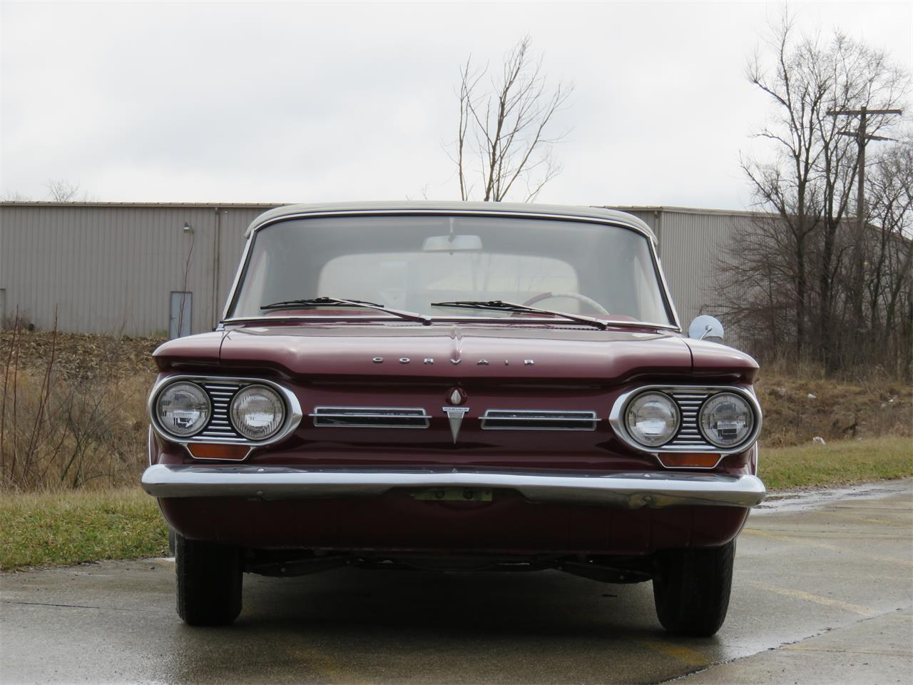 Large Picture of 1964 Corvair located in Indiana Auction Vehicle - MXJY