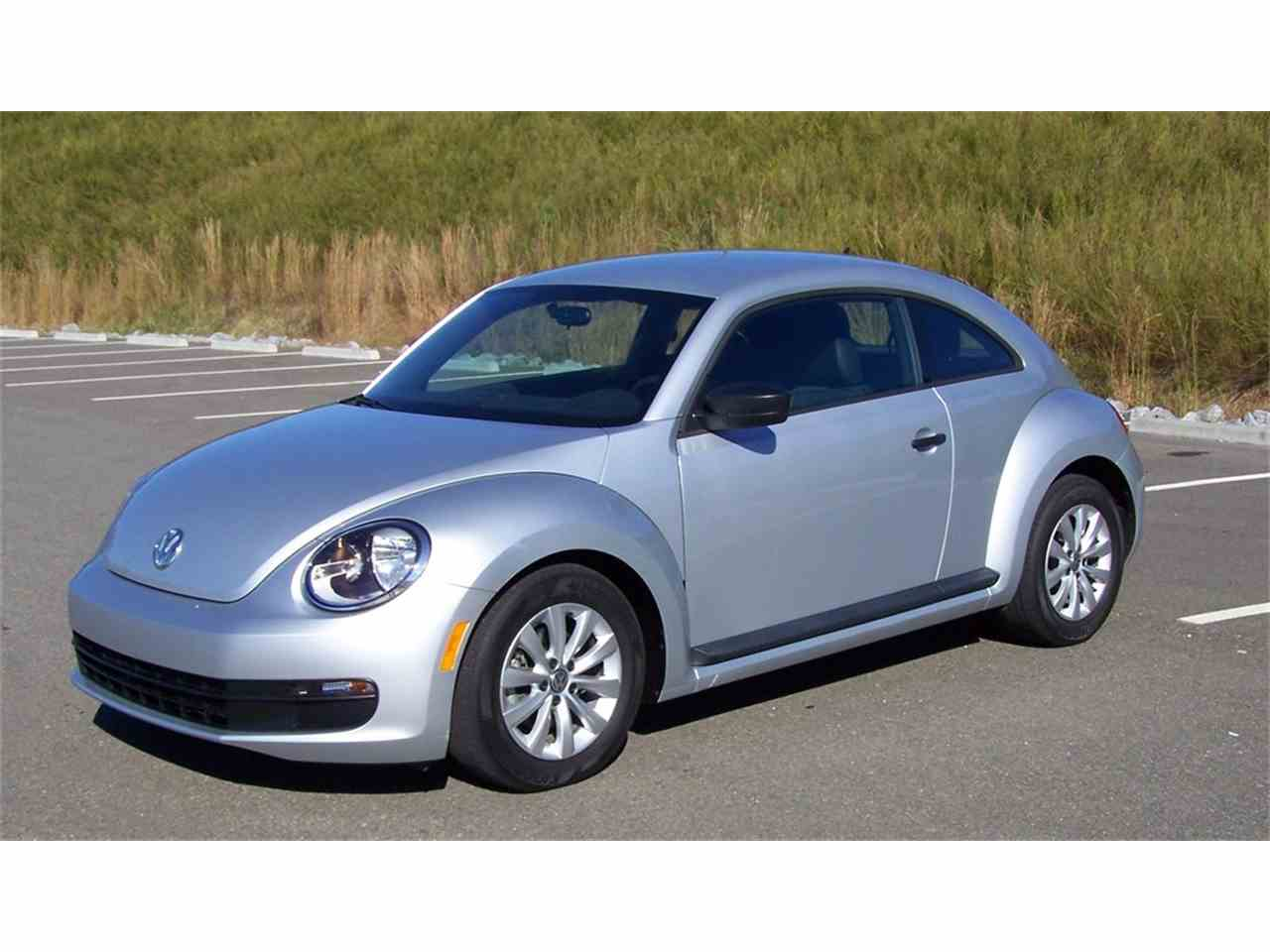 used at detail automatic beetle classic volkswagen coupe