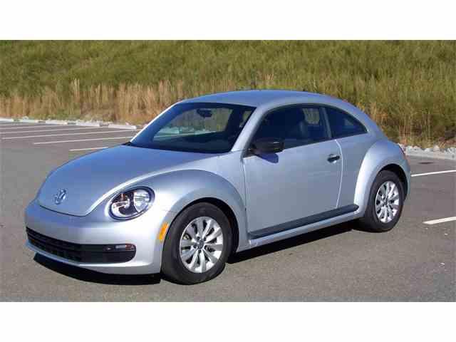 Picture of '16 Volkswagen Beetle located in Georgia - MQO0