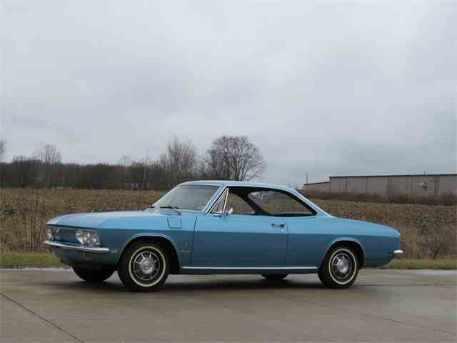 Picture of '68 Corvair Monza - MXK2