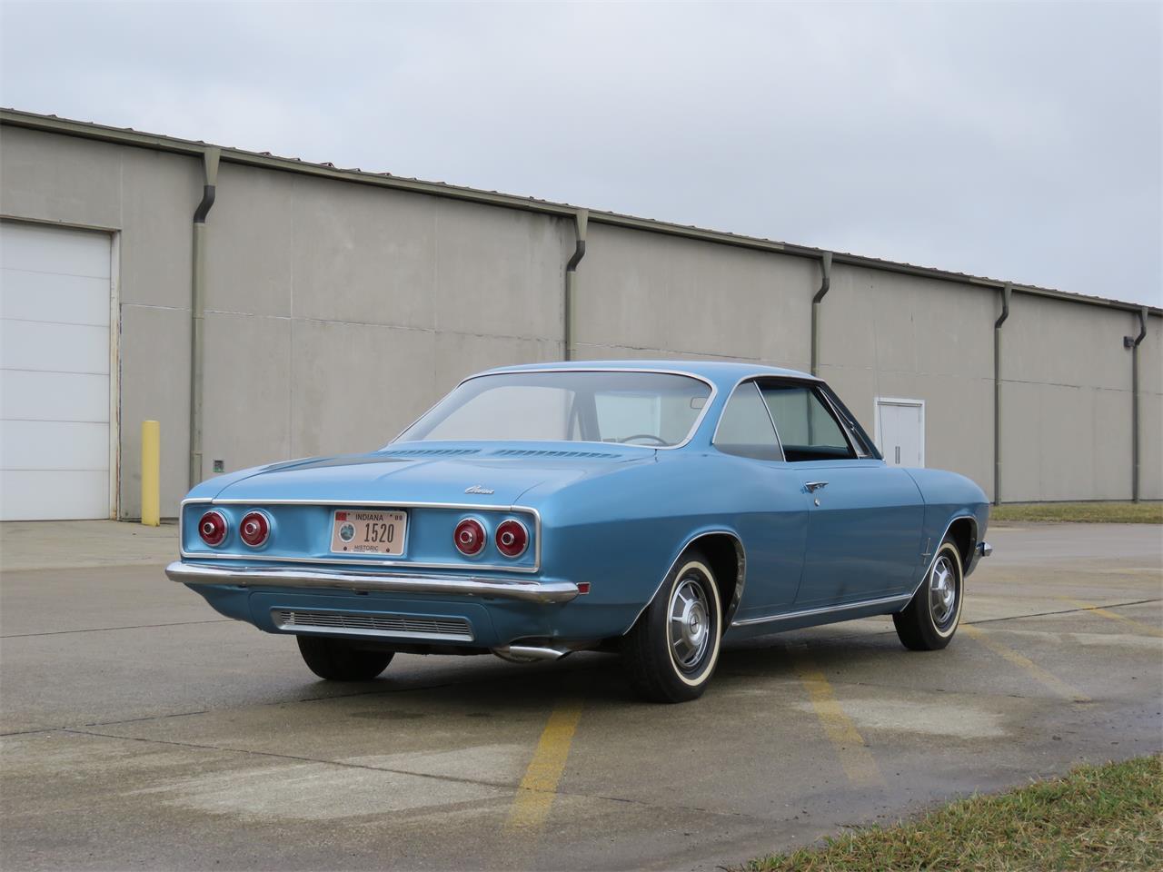 Kokomo Car Dealers >> 1968 Chevrolet Corvair Monza for Sale | ClassicCars.com ...
