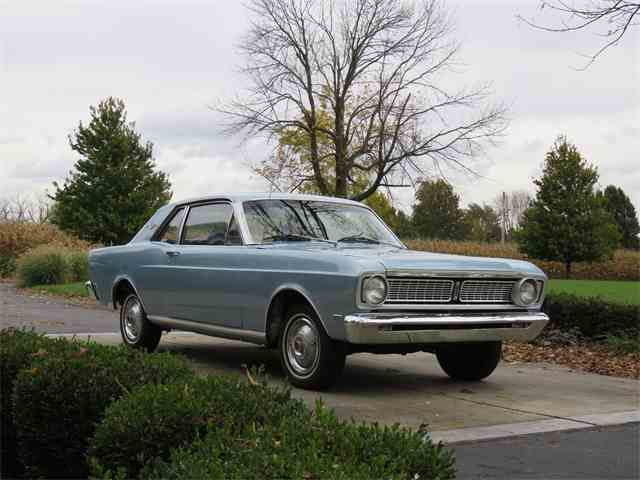 Picture of '69 Falcon Futura - MXK6