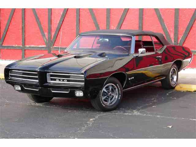 Picture of Classic 1969 GTO - $69,995.00 Offered by  - MXK7